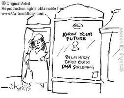 vignetta su chirologia e dna